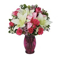 Baby Girl Bouquet (BF215-11KM)