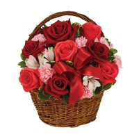 Valentine's Day Basket (BF246-11)
